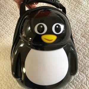 little buddies Accessories - Little Buddies kids penguin suitcase & backpack